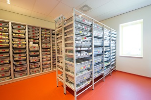 Mattteo Modul-iT ISO Modular Racking System